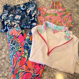 Lilly Pulitzer lot